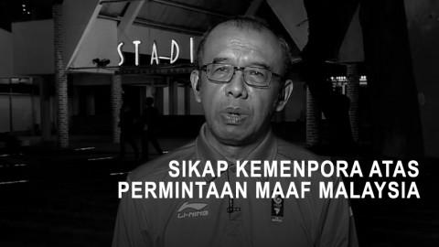 Highlight Primetime News - Sikap Kemenpora Atas Permintaan Maaf Malaysia