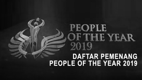 Daftar Pemenang People of the Year 2019