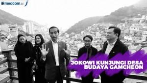 Gamcheon Bisa Jadi Inspirasi Indonesia Benahi Desa