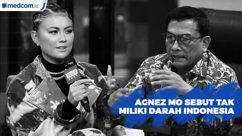 Tanggapan Moeldoko Soal Agnez Mo Yang Sebut tak Miliki Darah Indonesia