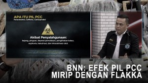 Highlight Primetime News - Efek Pil PCC Mirip Dengan Flakka