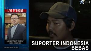 Highlight Primetime News - Supporter Indonesia Bebas