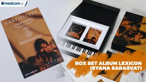 Album Ketiga Isyana Diluncurkan dalam Bentuk Box Set