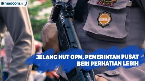 Jelang HUT OPM, Pemerintah Pusat beri Perhatian Lebih