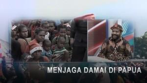 Highlight Primetime News - Menjaga Damai di Papua