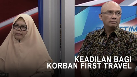 Highlight Primetime News - Keadilan Bagi Korban First Travel