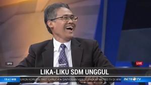 Lika-liku SDM Unggul (1)
