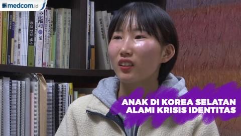 Anak di Korea Selatan Alami Krisis Identitas