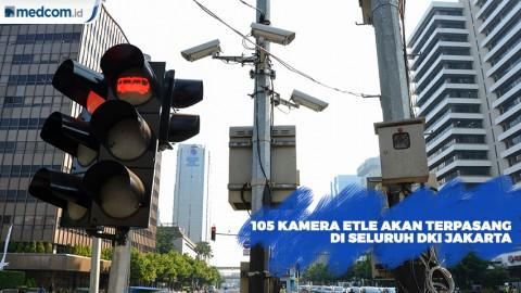 Kamera Tilang Elektronik Akan Ditambah hingga 2020