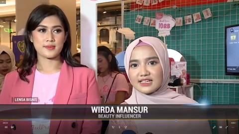 Mustika Ratu Luncurkan Produk Wakeup Makeup Kolaborasi dengan Mustika Putri