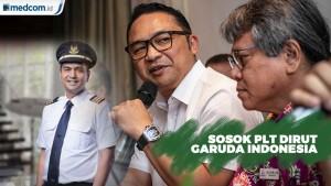 Sosok Fuad Rizal yang Ditunjuk Jadi PLT Dirut Garuda