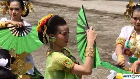 Bambamanurung, Tarian Khas Mamuju