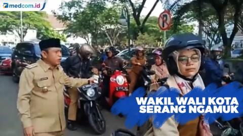 Banyak ASN Kabur Pengajian, Wakil Wali Kota Serang Ngamuk