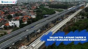 Jalan Tol Layang Japek II Dapat Kurangi Kemacetan?