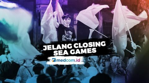 Suasana Jelang Closing Ceremony SEA Games 2019