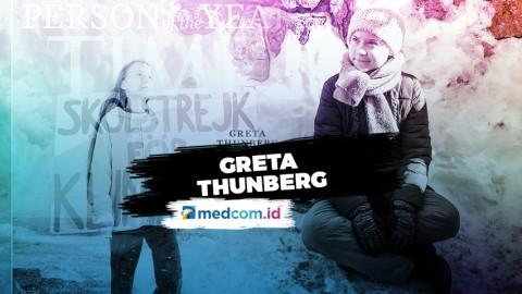 Mengenal Greta Thunberg yang Jadi Tokoh Tahun Ini oleh majalah Time