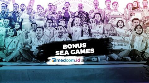 Bonus SEA Games Naik Lagi