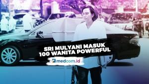 Sri Mulyani Masuk Daftar 100 Wanita Powerful Dunia Versi Forbes
