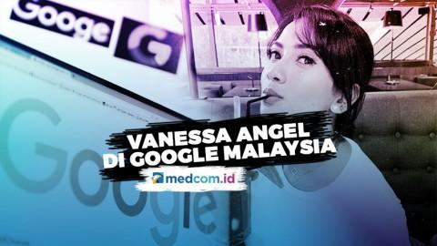 Vanessa Angel Paling Banyak Dicari di Google Malaysia