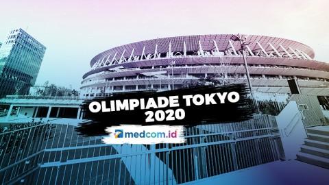 Stadion Utama Olimpiade Tokyo 2020 Bernuansa Natural