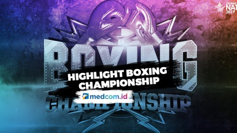 Highlight Boxing Championship 15 Desember 2019