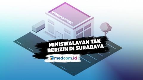 Legislator Surabaya Soroti Maraknya Miniswalayan Tak Berizin di Surabaya