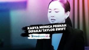 Karya Kostum Monica Ivena  Dipakai di Salah Satu Video Klip Taylor Swift