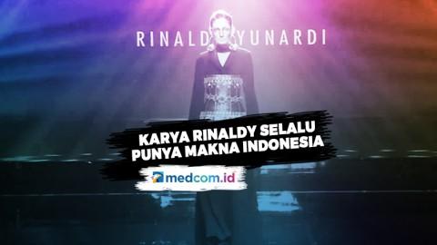 Rinaldy Yunardi: Saya Suka Menampilkan Karya Saya Dengan Teknik Indonesia