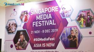 Bertemunya Talenta Terbaik Dunia di Singapore Media Festival 2019