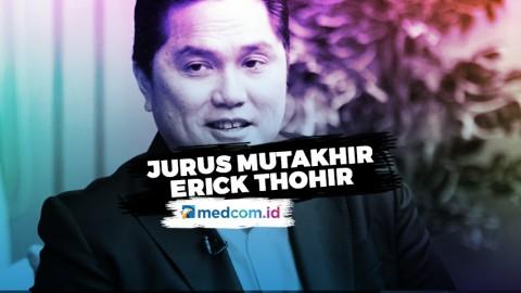 Highlight Opsi - Jurus Mutakhir Erick Thohir
