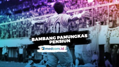 Kisah Bambang Pamungkas di Sepak Bola Indonesia