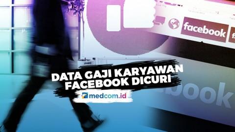 Data Gaji Karyawan Facebook Dicuri