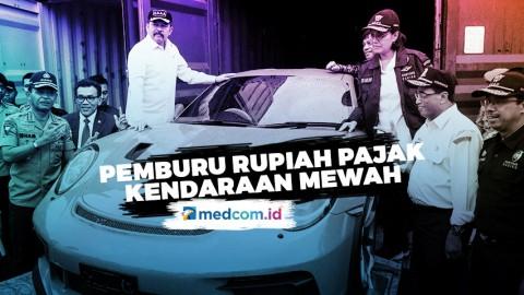 Highlight Prime Talk - Memburu Rupiah Pajak Mobil Mewah