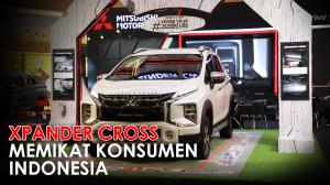 Xpander Cross Coba Pikat Konsumen di Indonesia