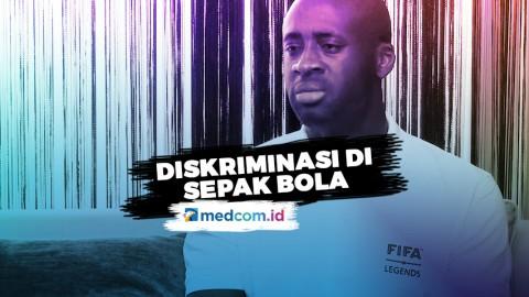 Soroti Kampanye Antirasisme Serie A, Yaya Toure Beberkan Diskriminasi di Sepak Bola