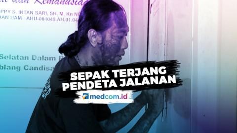 Agus Sutikno, Pendeta Jalanan dari Semarang