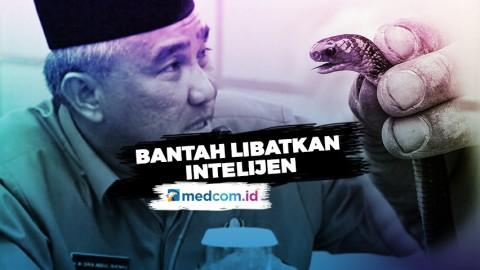 Wali Kota Depok Bantah Libatkan Intelijen Tangani Fenomena Ular Kobra