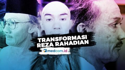 Transformasi Reza Rahadian Menjadi BJ Habibie