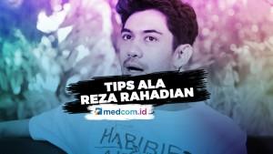 Tips Menjadi Aktor ala Reza Rahadian