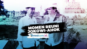 Momen Reuni Jokowi-Ahok Saat Tinjau Kilang TPPI di Tuban