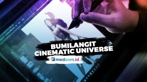 Bumilangit Kenalkan Superhero Indonesia Lewat Komik hingga Film