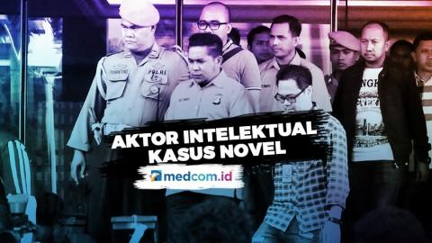 Highlight Primetime News - Soal Aktor Intelektual di Kasus Novel, Pakar: Tergantung Keterangan 2 Tersangka