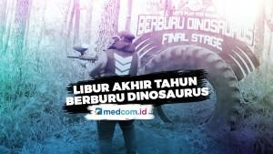 Nikmati Libur Akhir Tahun dengan Berburu Dinosaurus