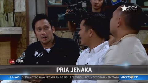 Q & A Up Close And Personal: Pria Jenaka (1)