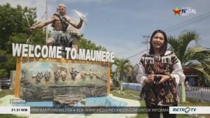Maumere, Pesona Ujung Timur Nusa Tenggara (1)