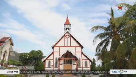 Maumere, Pesona Ujung Timur Nusa Tenggara (3)