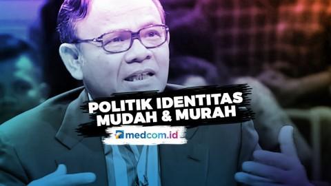 Politik Identitas Dipakai saat Pemilu karena Mudah & Murah