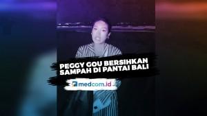 DJ Asal Korsel Peggy Gou Membersihkan Sampah di Pantai Bali