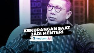 Lukman Hakim Beberkan Kekurangannya saat Menjadi Menteri