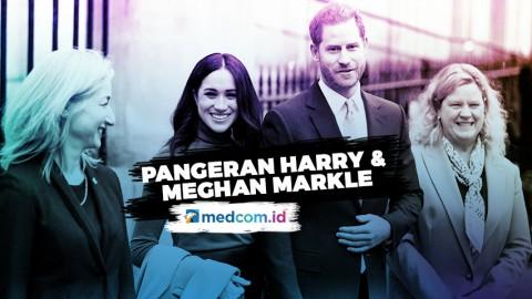 Harry dan Meghan Mundur Sebagai Anggota Senior Keluarga Kerajaan